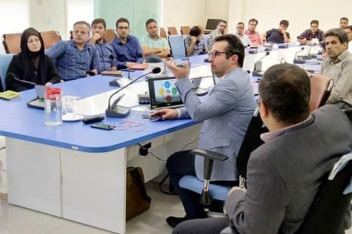 رویداد آموزشی شرکتهای دانش بنیان متقاضی حضور در نمایشگاه ماکس روسیه