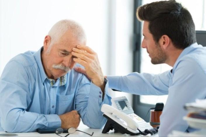 سالمندان با رضایت شغلی، سالمترند