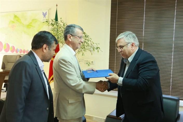 سرپرست جدید دانشکدهعلوم سیاسی واحد تهران مرکزی منصوب شد