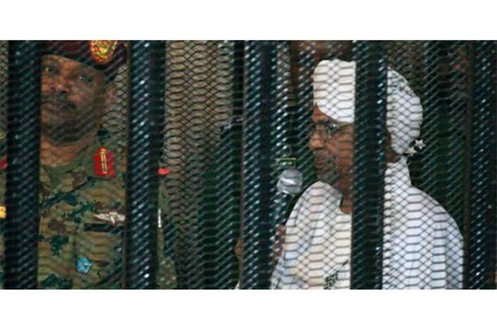 اعتراف البشیر به دریافت ۲۵ میلیون دلار از بن سلمان