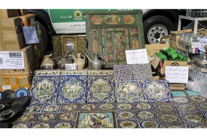 باند قاچاق تریاک دستگیر شد/جاسازی موادمخدر در صنایع دستی
