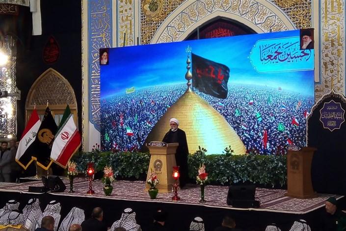 مهماننوازی مردم عراق زمینهساز خلق اجتماع میلیونی اربعین است