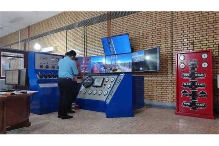 دانشجویان مهندسی نفت واحد مشهد دوره کارآموزی خود را در شرکت ملی حفاری ایران گذراندند