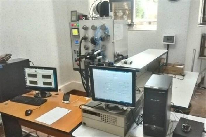 آزمایشگاه الکترواپتیک پژوهشکده مکانیک افتتاح شد