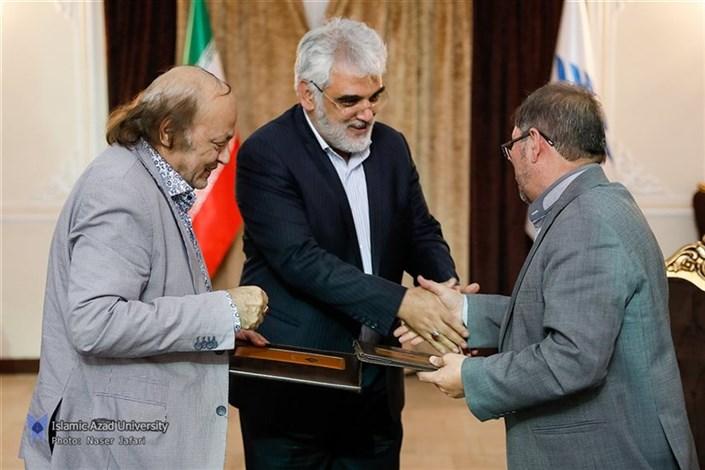 دانشگاه آزاد اسلامی و دانشگاه خاتم النبیین افغانستان تفاهم نامه همکاری امضا کردند