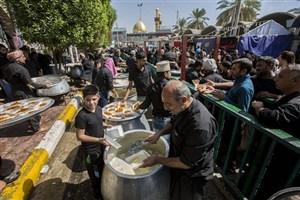 منتفی بودن موکب های اربعینی در عراق