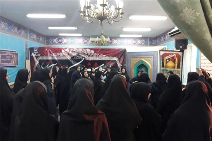 ۳ برنامه فرهنگی دانشگاه آزاد اسلامی بوشهر به مناسبت اربعین حسینی