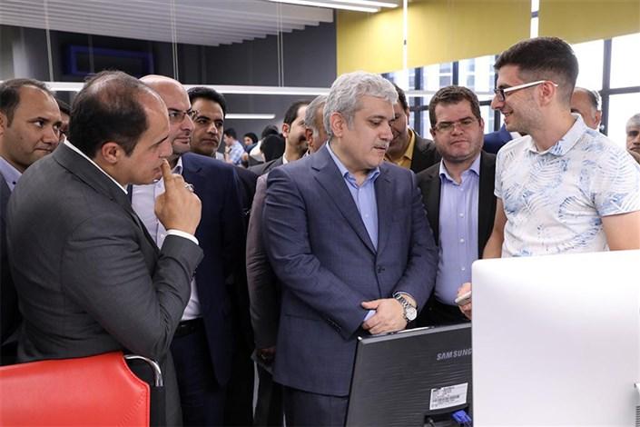 بازدید معاون علمی و فناوری ریاستجمهوری از دانشگاه آزاد اسلامی قزوین
