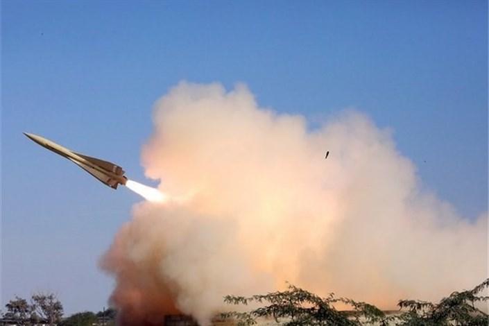 پدافند هوایی ارتش یک «پهپاد متجاوز» را در ماهشهر مورد اصابت قرار داد
