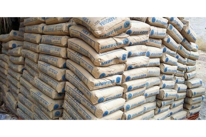 واگذاری ۶٠١ هزار تن سیمان رایگان برای بازسازی مناطق آسیب دیده از سیل و زلزله