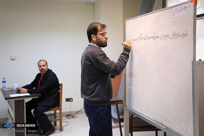 اولین هفته از دوره تربیت خبرنگاری ترنج