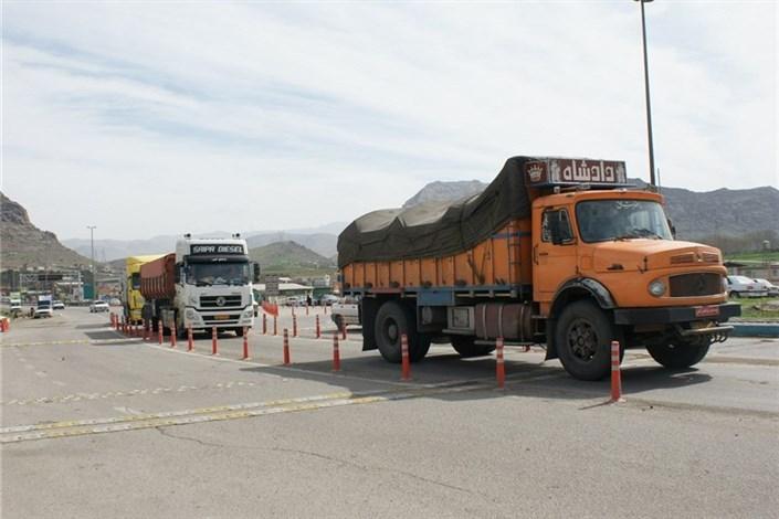 ورود کامیونها به تهران ممنوع شد/پایتخت در آستانه موج تازه آلودگی