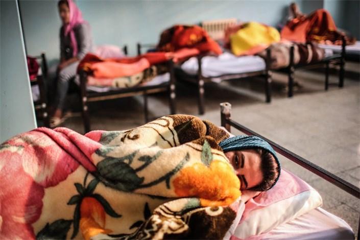 سومین گرمخانه زنان در پایتخت راهاندازی شد