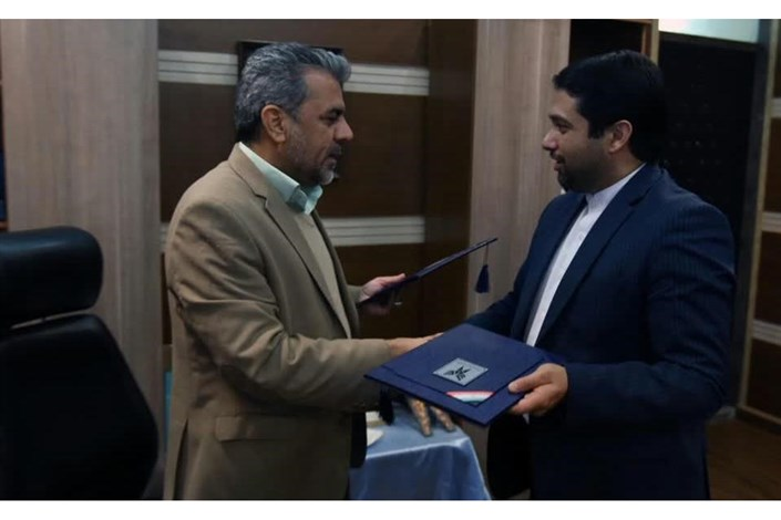 دانشگاه آزاد اسلامی و جهاد دانشگاهی استان مرکزی تفاهمنامه امضا کردند