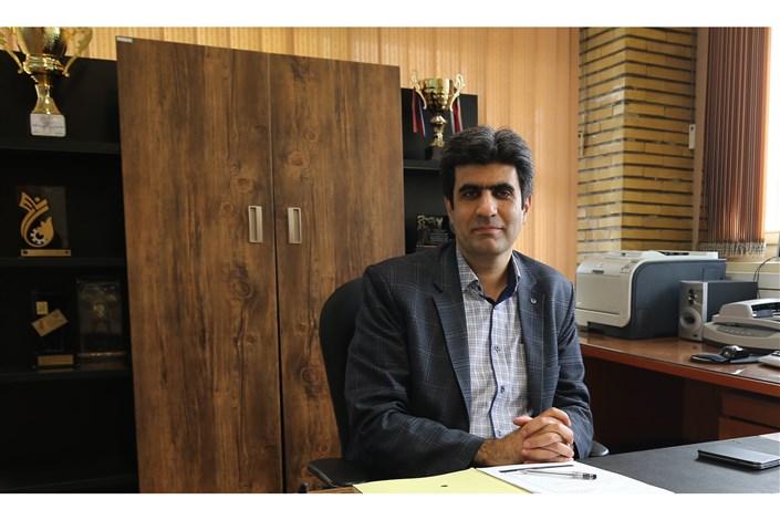 رئیس مرکز خدمات آزمایشگاهی و تحقیقاتی استان البرز معرفی شد