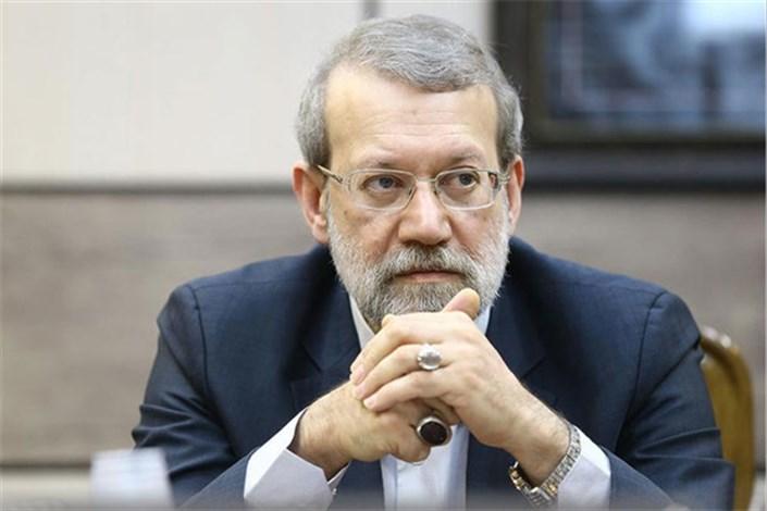 علی  لاریجانی : قصد شرکت در انتخابات مجلس ندارم