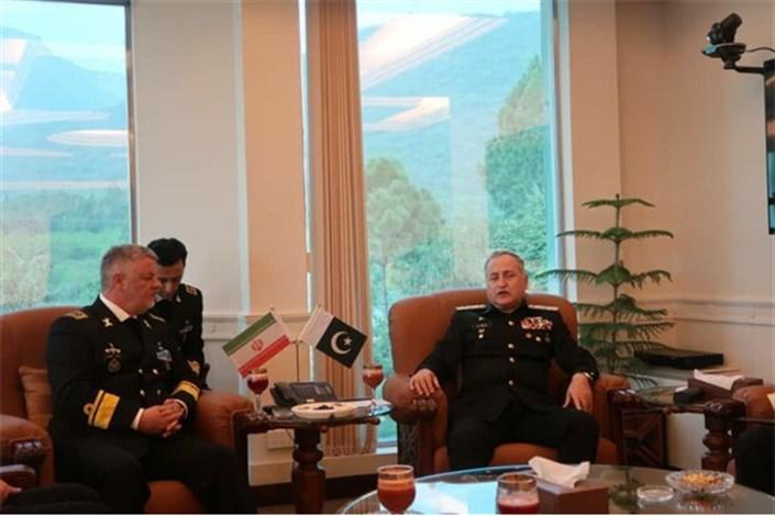 پاکستان در رزمایش امنیت دریایی حضور یابد