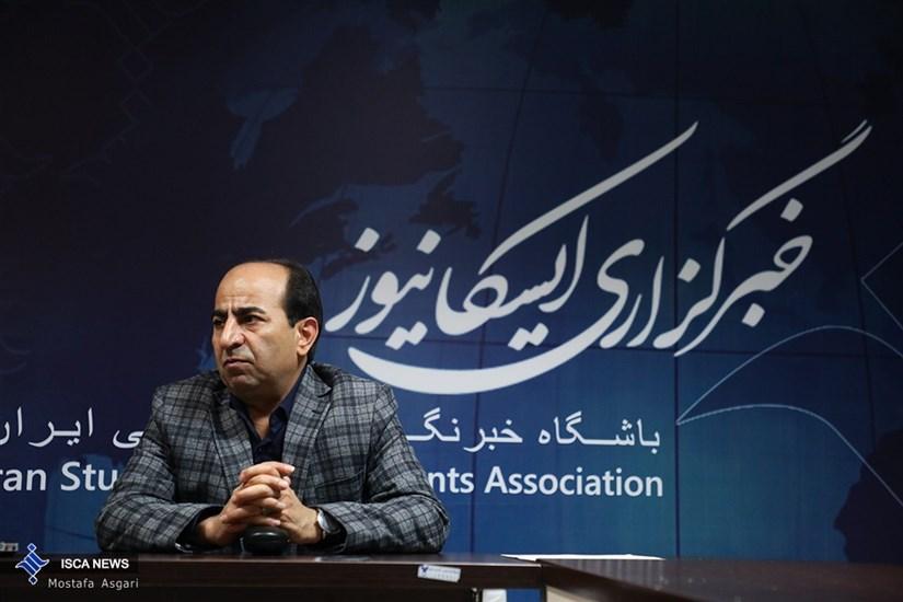 مدیر عامل فابا از باشگاه خبرنگاران دانشجویی ایران بازدید کرد