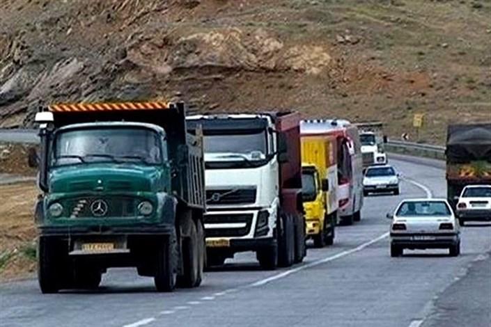 فرزندان رانندگان جادهای بیمه میشوند