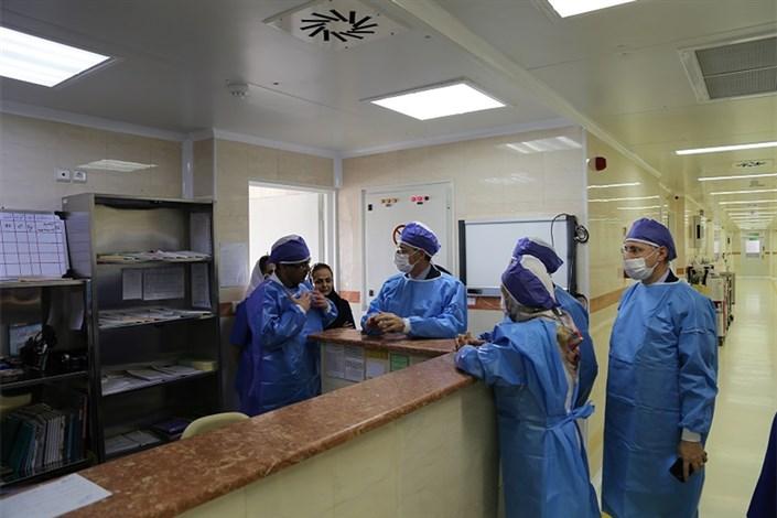 انعقاد تفاهمنامه  بیمارستان محک و بیمارستان گاسلینی ایتالیا