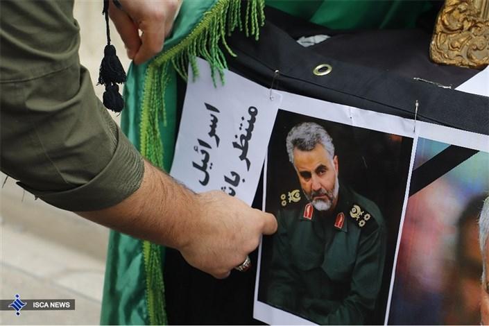شهادت سردار شهید سلیمانی آغاز افول قدرت آمریکا در منطقه است