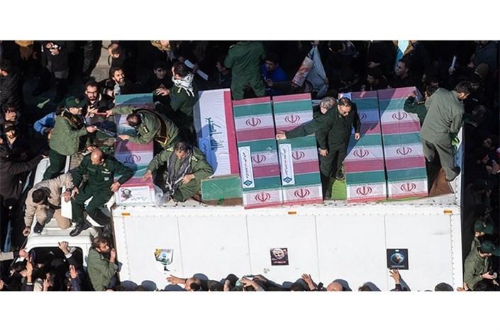 سه شهید جبهه مقاومت امشب در مرقد مطهر امام (ره) تشییع میشوند