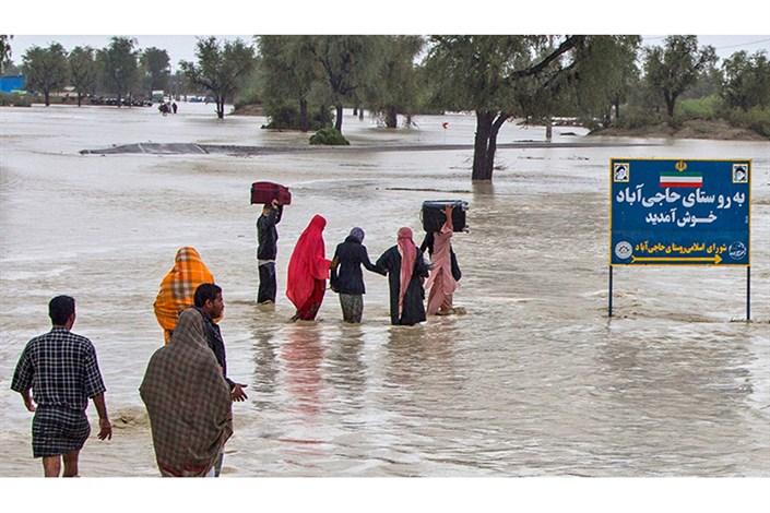 نجات 1000 نفر از سیل/ارتباط 500 روستا همچنان قطع است