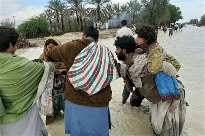 نمایندگان سیستان و بلوچستان غافل از وضعیت سیلزدگان استان