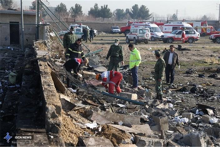 شناسایی 148 پیکر قربانیان سقوط هواپیما/ 57 جسد به خانواده هاتحویل داده  شد+اسامی