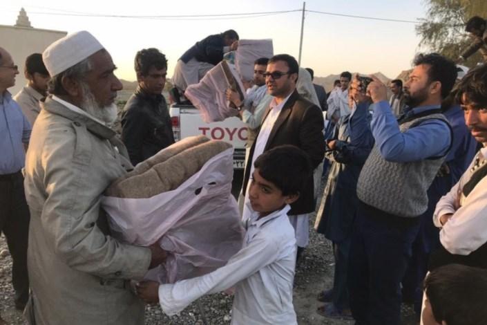اختصاص یک روز حقوق دانشگاهیان دانشگاه آزاد نیکشهر به سیلزدگان