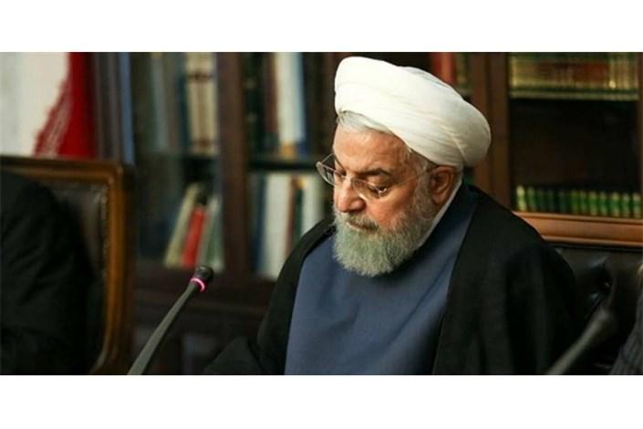روحانی قانون تعیین سرفصل «جنایات و توطئه های آمریکا» را ابلاغ کرد