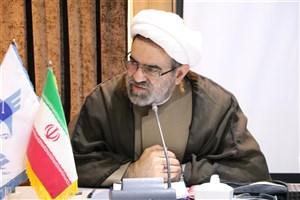 هدف انقلاب تحقق ارزشهای اسلامی در زندگی است