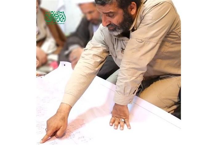 آمادهباش جمعیت امام رضاییها برای مقابله با سیل احتمالی