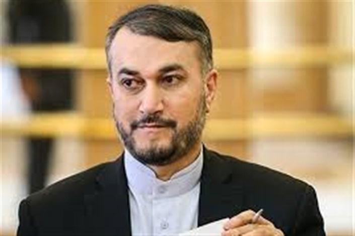 امیرعبداللهیان: مقامات آمریکا درباره تعلیق تحریمهای دارویی ایران دروغ میگویند