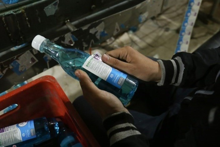 فراهم شدن  امکان تولید الکل در کشور بدون دریافت مجوز از سازمان صمت