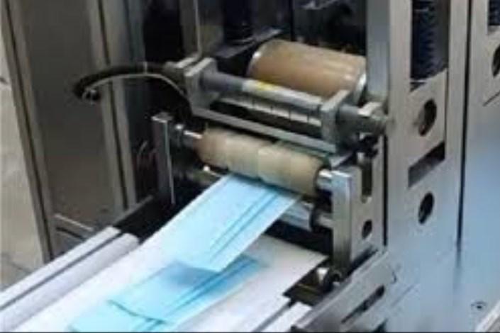 تولید روزانه 10 هزار ماسک چند لایه توسط یک شرکت دانش بنیان