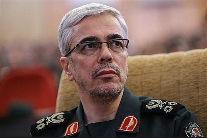 قدردانی رئیس ستاد کل نیروهای مسلح از کادر درمانی کشور