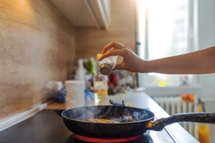 کشف ضرر نمک برای سیستم ایمنی بدن
