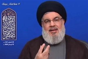 نصرالله: پرونده لبنان درنشست وین و مذاکرات تهران - ریاض مطرح نشده