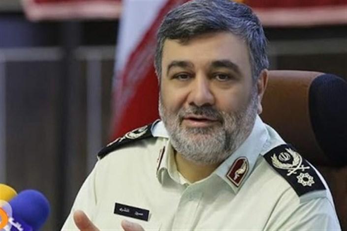 پیام تبریک فرمانده نیروی انتظامی به مناسبت هفته ناجا