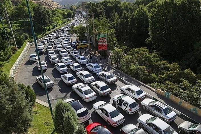 وضعیت جاده ها/ تردد در محورهای برون شهری ۲.۵ درصد افزایش یافت