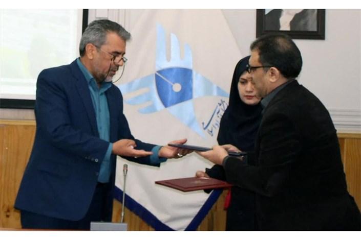 رئیس مرکز تحقیقاتی امنیت غذایی دانشگاه آزاد اراک منصوب شد