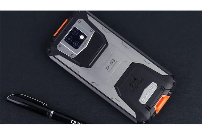 معرفی گوشی هوشمند با باتری 10000 میلی آمپر ساعتی