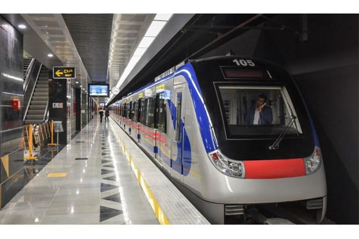 نواقص خط ۷ مترو برطرف شد/ نصب پدهای ضد ارتعاش مترو