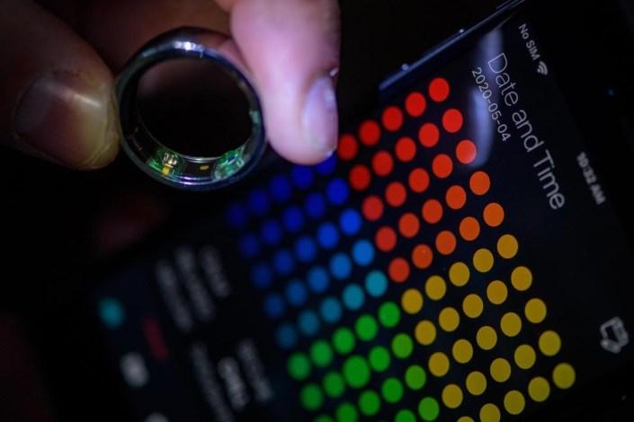 حلقه هوشمند علائم کرونا را 3 روز زودتر تشخیص میدهد