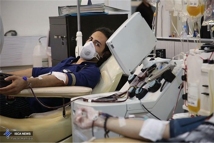 کرونا هیچ ارتباطی با اهدای خون ندارد