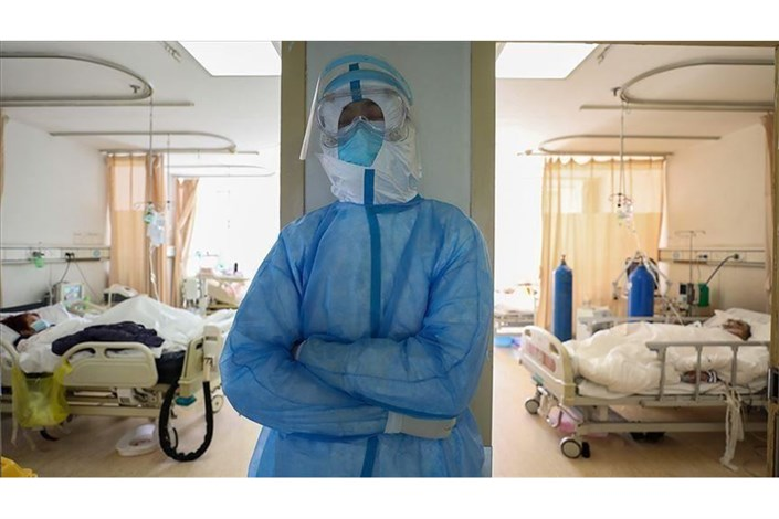 فوت ۳۳۵ بیمار کووید۱۹ در شبانه روز گذشته