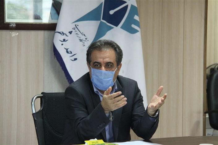 فعالسازی ظرفیتهای درآمدی مهم ترین راهبرد دانشگاه آزاد استان بوشهر