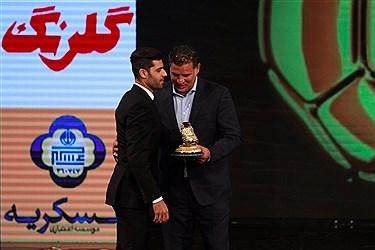 مراسم معرفی برترینهای پانزدهمین دوره فوتبال لیگ برتر