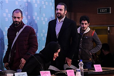 """جشنواره فیلم فجر - نشست خبری فیلم """"ایتالیا ایتالیا"""""""